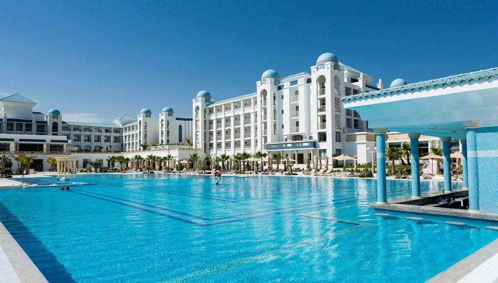 HOTEL CONCORDE GREEN PARK PALACE 5* 1,275 KM 8 Dana 10/13 Dana Jun 21' - Sep 15'