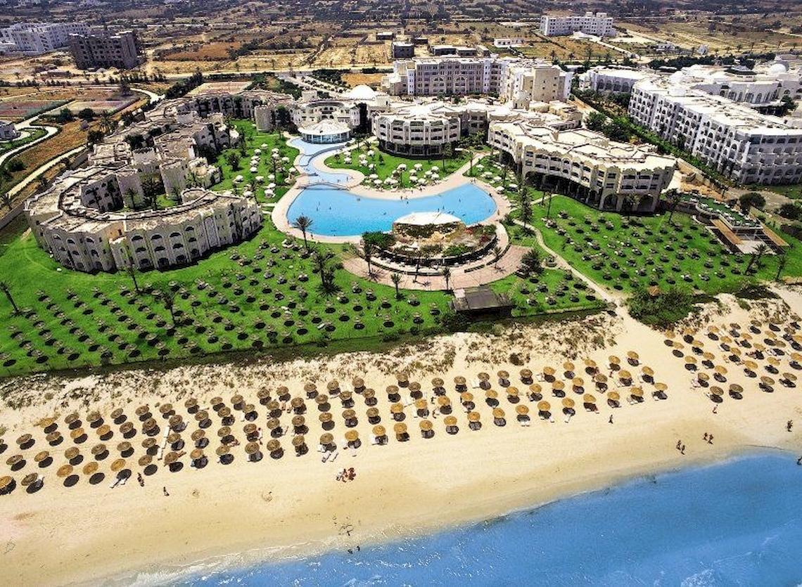 LTI MAHDIA BEACH & AQUAPARK 4*  Cijena već od 1.095 KM 8 Dana 10/13 Dana Jun 21' - Sep 15'