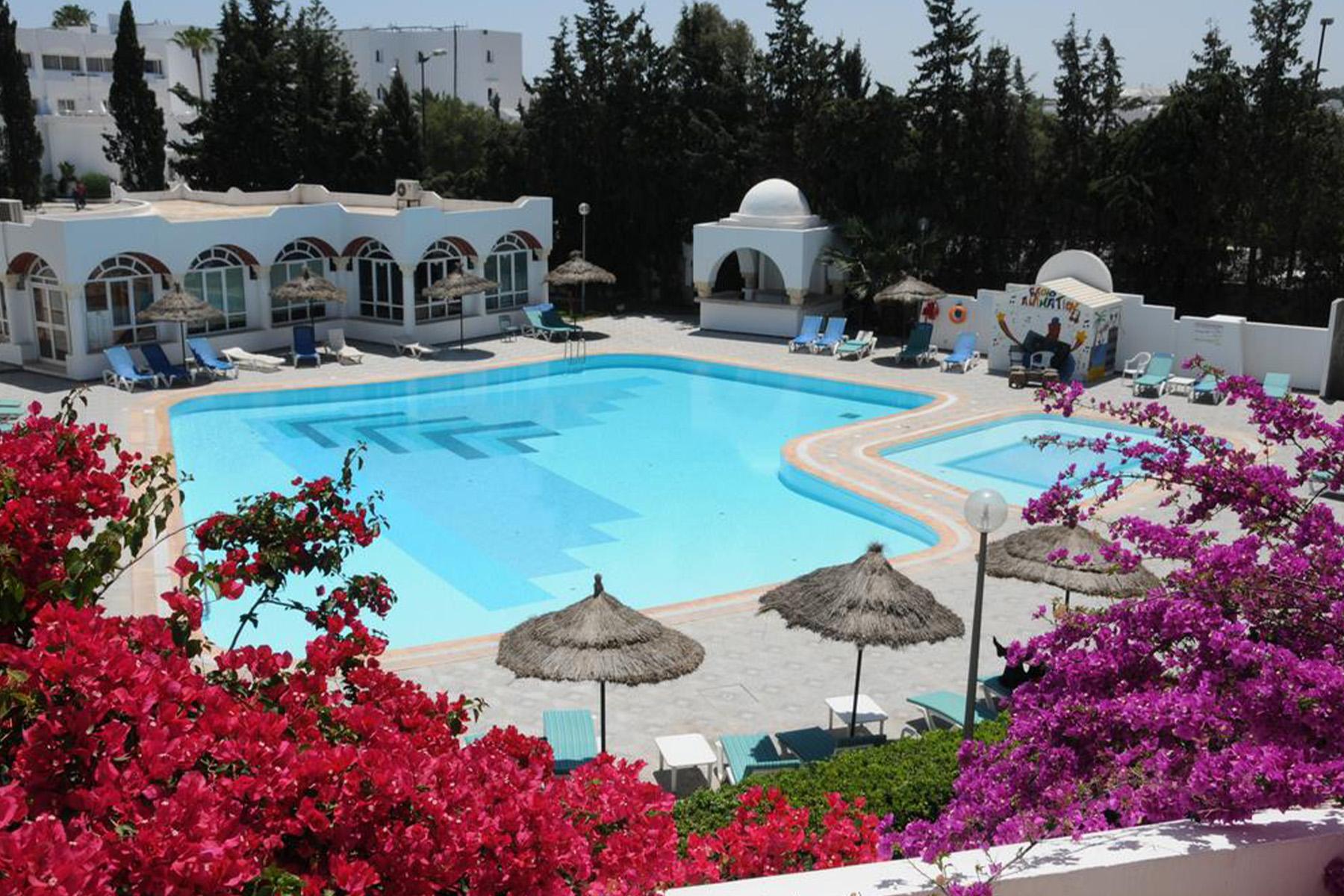 HOTEL MENARA 4* HAMMAMET 8 Dana 10/13 Dana Jun 21' - Sep 15'
